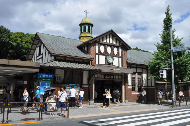 Construction start date announced for rebuilding of Tokyo's iconic Harajuku Station