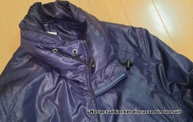 "Tokyo man awarded 40 million yen for winter jacket ""defect"""