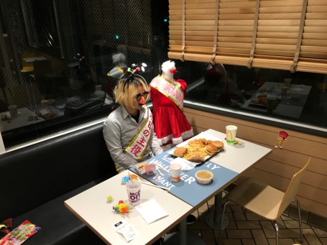 It's the RocketNews24 Christmas Party! Coming to you from the McDonald's off Highway 8