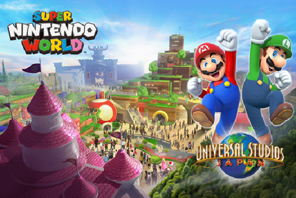 Rumors of real-life Mario Kart attraction to open at Super Nintendo World