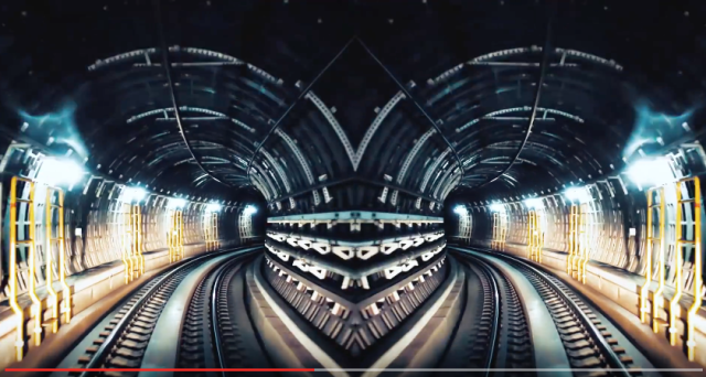 Tokyo government teams up with Japanese rapper to promote roller coaster subway system【Video】
