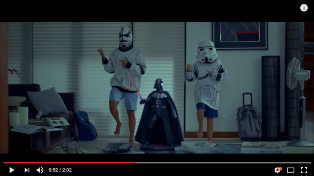 Moving Filipino Rogue One promo will cause tears to escape from your eye's exhaust port【Video】