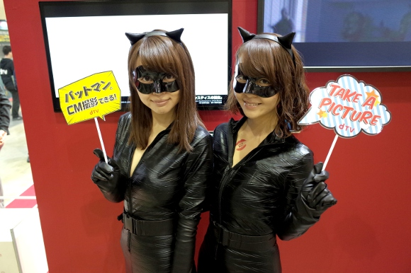 Booth babes and cosplayers come out to play at world's first-ever Tokyo Comic-Con 【Pics】