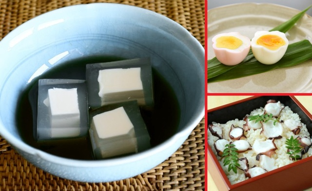 We bring you three more traditional Japanese recipes from centuries past