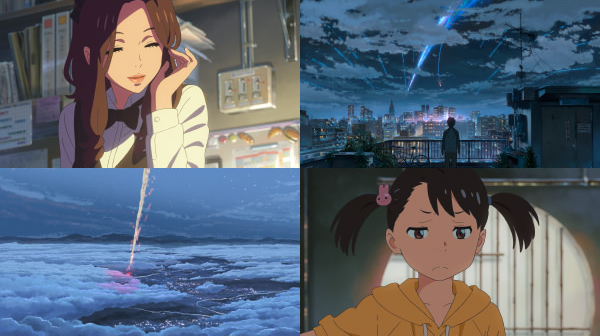 Anime Your Name passes original Harry Potter in Japanese earnings, now trails Frozen