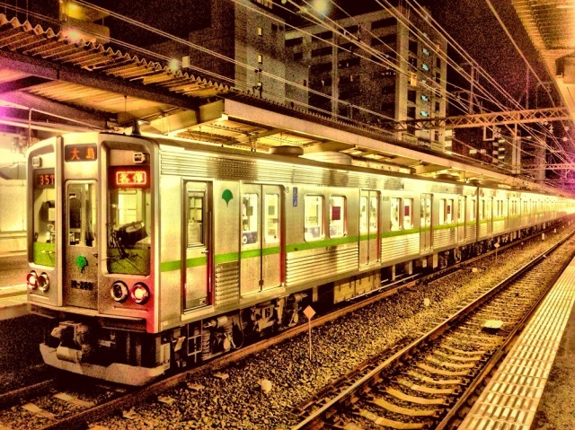 The kindness of strangers lives on Japanese trains at the start of 2017