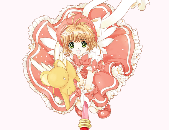 Cardcaptor Sakura LINE theme available now!