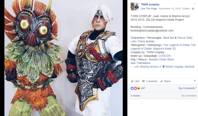 Japanese Twitter users cannot get enough of this pair of Mexican cosplayers【Photos】