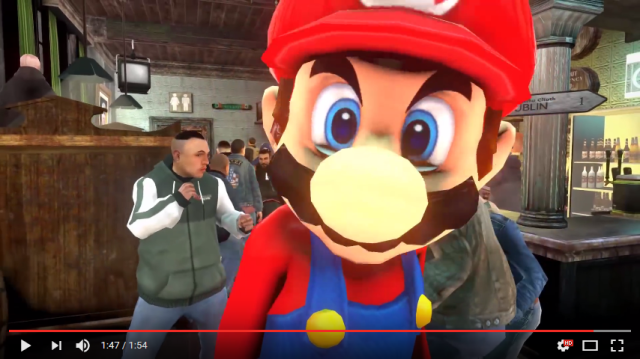 """Super Real Mario Odyssey"" video ponders what trouble Mario may get into in upcoming Switch title"