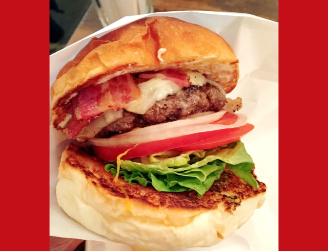The Mochi Bacon Cheeseburger comes to Tokyo and our stomachs