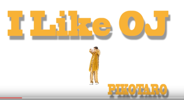 """I Like Orange Juice!"" Piko Taro releases new single that's just as ridiculous as PPAP 【Video】"