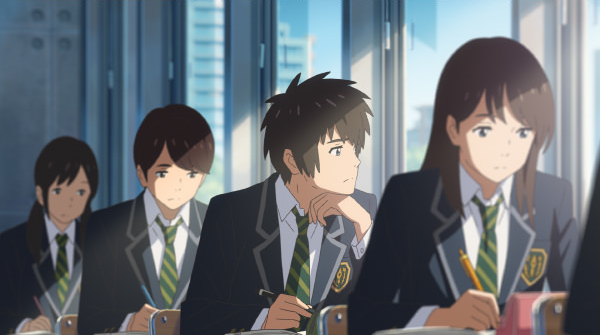 Anime Your Name passing Disney's Frozen in Japanese box office records looks increasingly likely