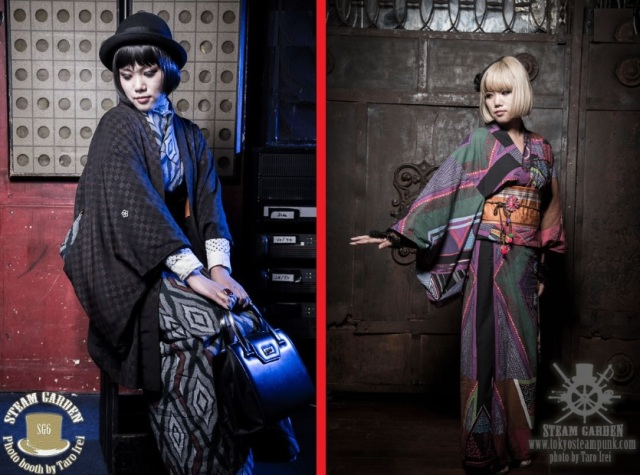 Two-day event will bring unique Japan-inspired steampunk style to Harajuku