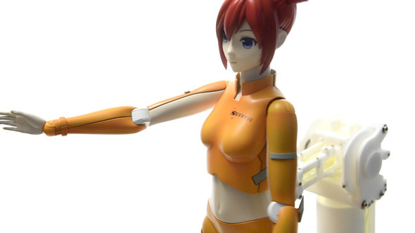 New robot moe figure is here to sing and dance for you all day long【Video】