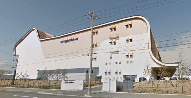 Japan has a pet food distribution center that's shaped like a giant wiener dog!【Photos】