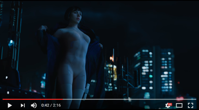 There's one thing that really bugs me about the live-action Ghost in the Shell trailer【Video】