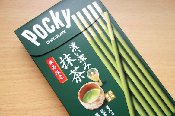 New matcha Pocky from Japan is a heavenly treat for green tea lovers