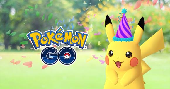 Happy Pokémon Day! Pokémon GO celebrates with debut of special Party Pikachu