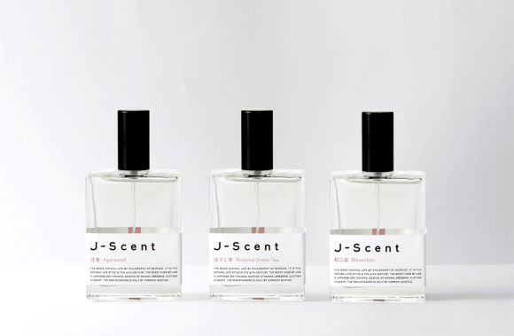 Fashionably fragrant gift idea: J-Scent, perfumes that capture the aromas of Japan