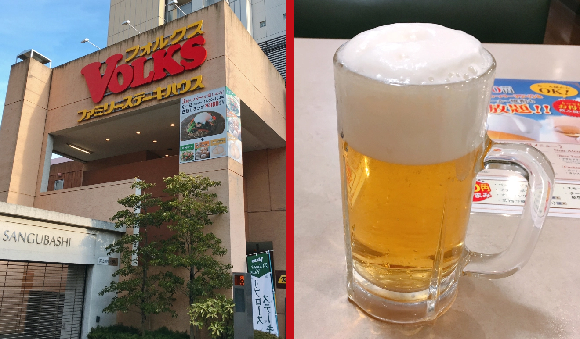 Amazing Tokyo restaurant offers all-you-can-drink beer plans starting at less than a buck