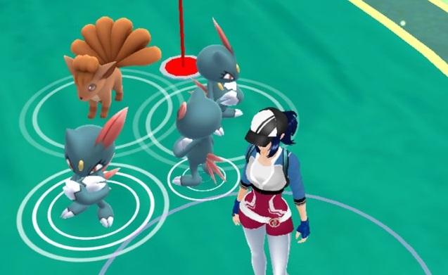 A wild Sneasel appears! We discover a rare Pokémon hot-spot in Nara Prefecture