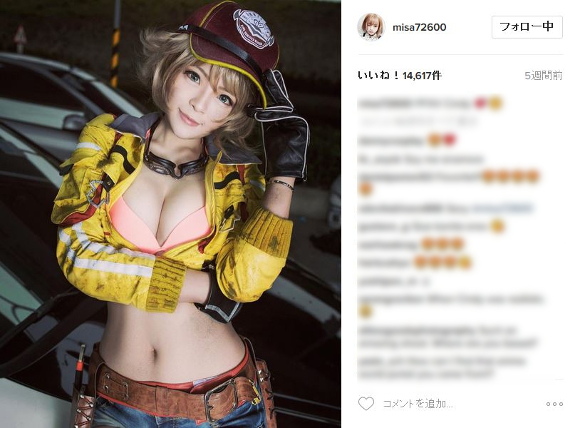 Taiwanese cosplayer charms Internet with incredible cosplay from Final Fantasy and Overwatch