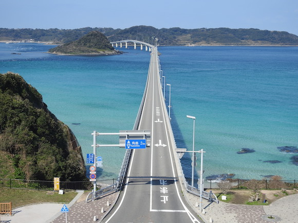Take a look at Tsunoshima Ōhashi, one of the most beautiful bridges in Japan! 【Pics】