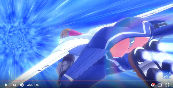 Video reminds us that in the anime world absolutely anything can have panties – even fighter jets