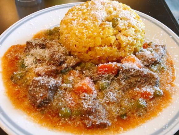 Dine on Kenyan cuisine in Tokyo at Masyuko's Buffalo Cafe