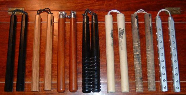 Nunchaku-enthusiast rights victory as 48-year-old chiropractor acquitted of possession charges