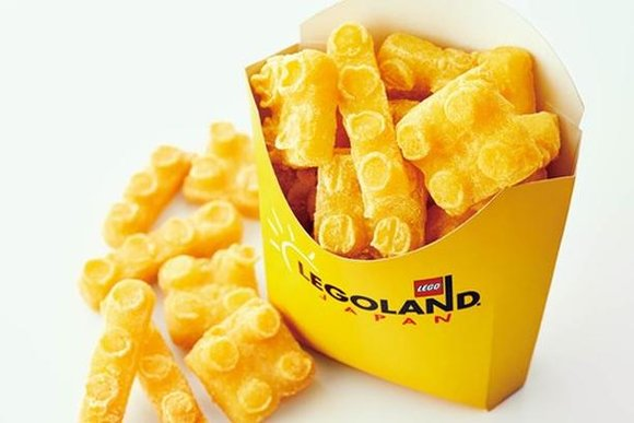 Soon-to-open LEGOLAND Japan shows off upcoming menu to delight LEGO-lovers