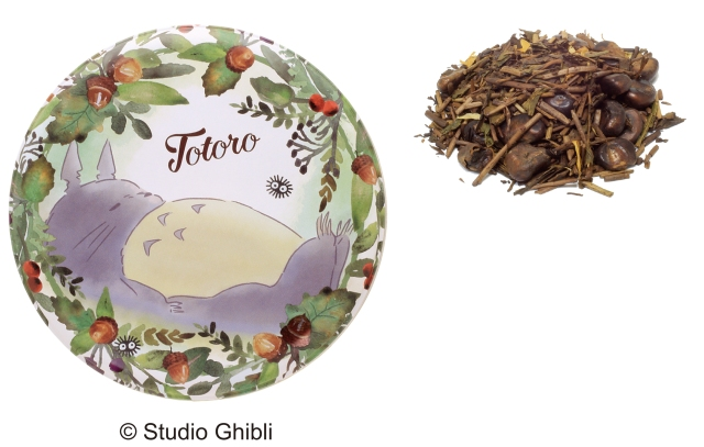 New Studio Ghibli tea collection includes tea sourced from Totoro's real-life forest in Japan!