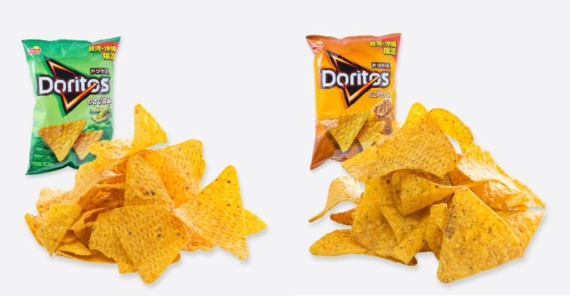 Doritos soy sauce wasabi and octopus dumpling sauce flavors come to Japan and Taiwan
