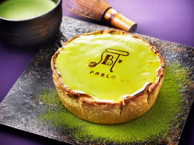 PABLO's mouthwatering matcha cheese tart is back again for a limited time