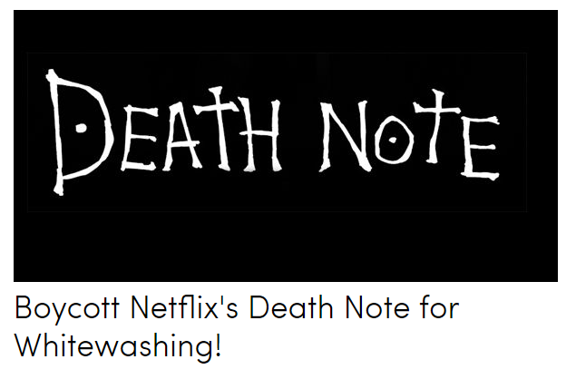 Petition to boycott Netflix adaption of Death Note reaches Japan, netizens share reactions online