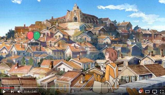 Studio Ghibli animator creates heartwarming new anime commercial in Japan【Video】