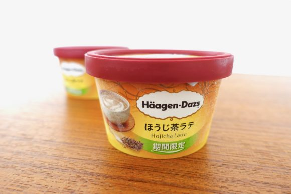 Häagen-Dazs awesome hojicha latte is a whole new way to love Japanese tea ice cream