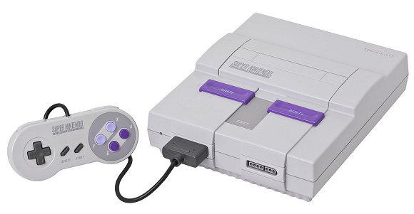Nintendo might be getting ready to release a miniature Super NES Classic Edition