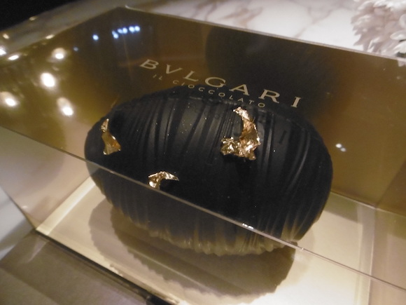 Easter goes high-end with amazing chocolate egg from luxury brand Bulgari! [Pics]