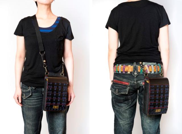 Japan's samurai armor bag collection expands with new designs, colors【Photos】