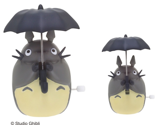Totoro and friends come out to play as cute new Studio Ghibli toys