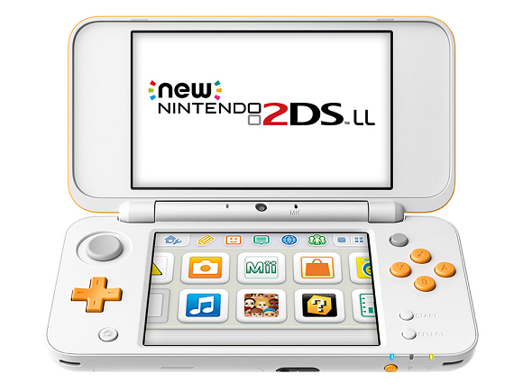 Nintendo announces New 2DS XL handheld, Japan gets exclusive color, elegant special edition【Vid】