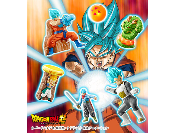 DBZ at Mickey D's! McDonald's Japan launches Dragon Ball anime Happy Meal toys【Video】