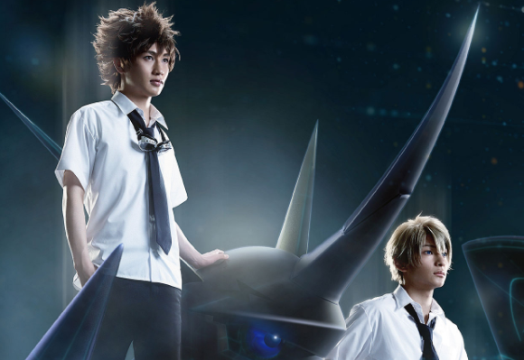 First in-costume photo from Digimon live-action stage production released