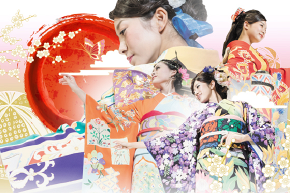 Kimono Project is creating a different kimono to represent every country on Earth【Photos】