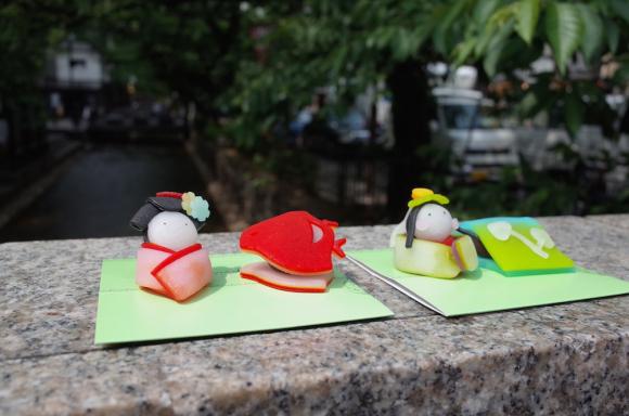 Kyoto geisha and maiko yatsuhashi sweets are the latest food craze to hit the ancient capital