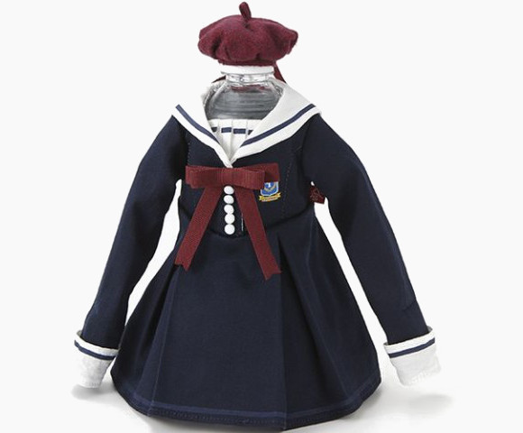 Japan now has sailor suit school uniform cosplay costumes for your drink bottles