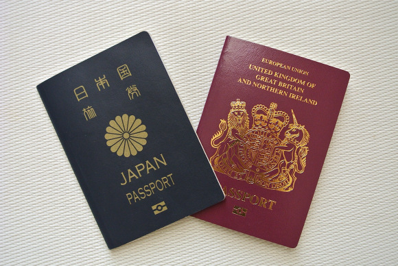 The strongest passport in the world! Which nation's citizens can freely visit the most countries?