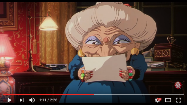 "Wait, anime IS like reality? How to recreate Ghibli's Spirited Away ""name-stealing"" magic【Video】"