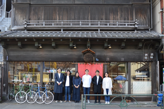 Tokyo bike rental/sake merchant combo is a perfect way to explore the city, relax after the ride